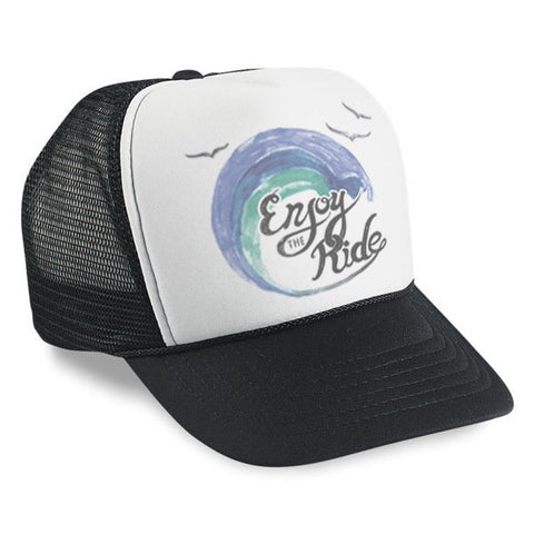 Enjoy the Ride - Snapback Hats