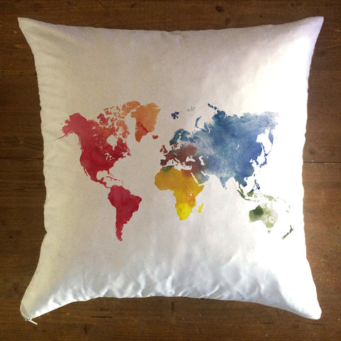 Explore - pillow cover