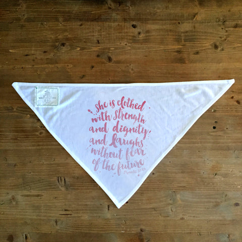 Fearless - Dog Bandana