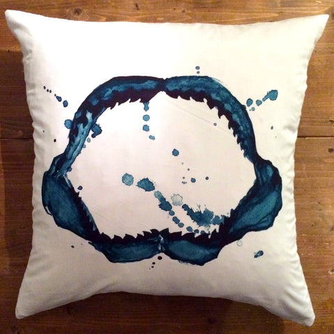 Fisher - pillow cover