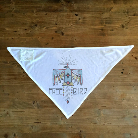 Free Bird - Dog Bandana