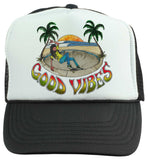 Good Vibes - Snapback Hats