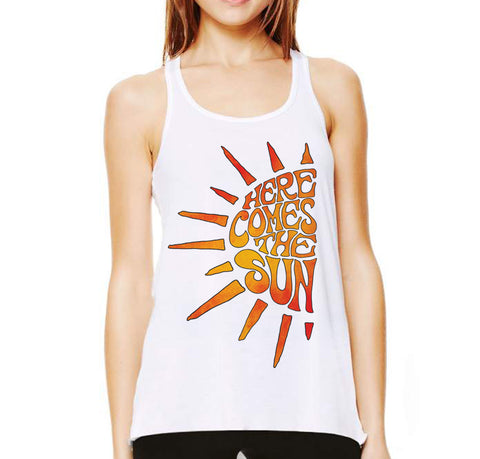 Here Comes The Sun - women's