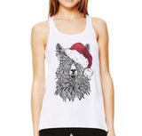 Holiday Alpaca - women's