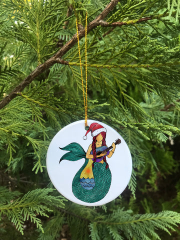 Holiday Sunny - Ornament