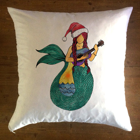 Holiday Sunny - pillow cover