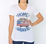 Home of the Brave - women's