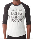 Long Live Long Haired Boys - men's