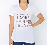 Long Live Long Haired Boys - women's