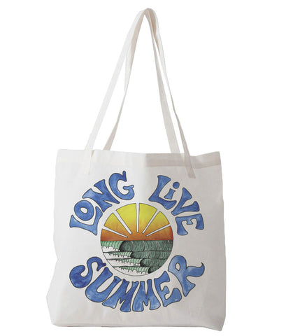 Long Live Summer - tote