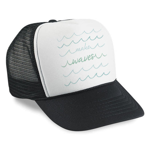 Make Waves - Snapback Hats