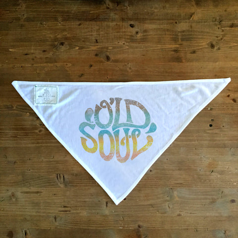 Old Soul - Dog Bandana