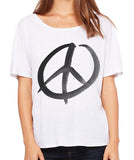 Peace Sign - women's