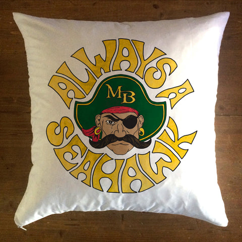 Always A Seahawk  - pillow cover