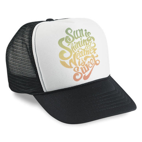 Sun is Shining - Snapback Hats
