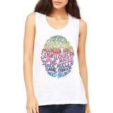 Thumbprint - women's