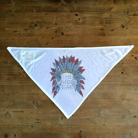 Wander Years - Dog Bandana