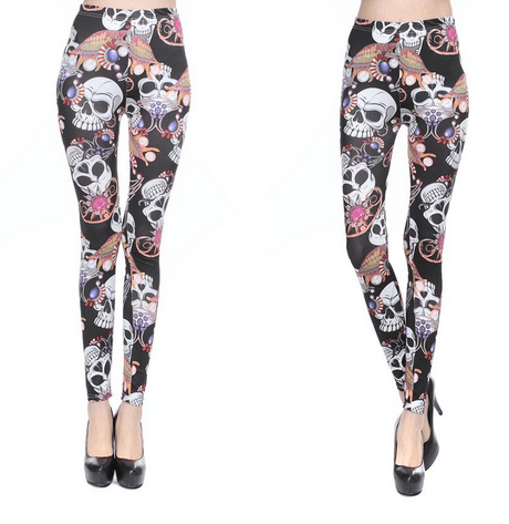 Leggings Noir,Blanc,Rose