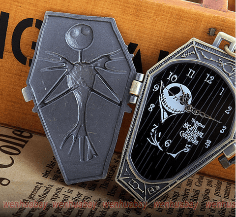 Montre de poche nightmare