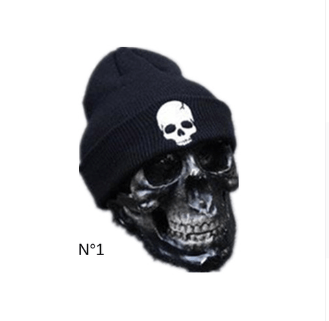Bonnet Skull (3 couleurs disponibles)