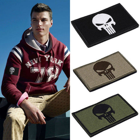 Patch Punisher (3 modèles)