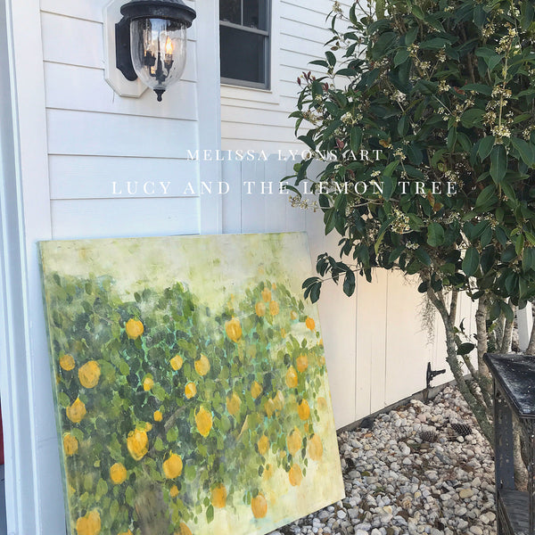 Lucy and the Lemon Tree