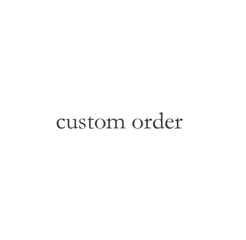 Custom Order for Christy