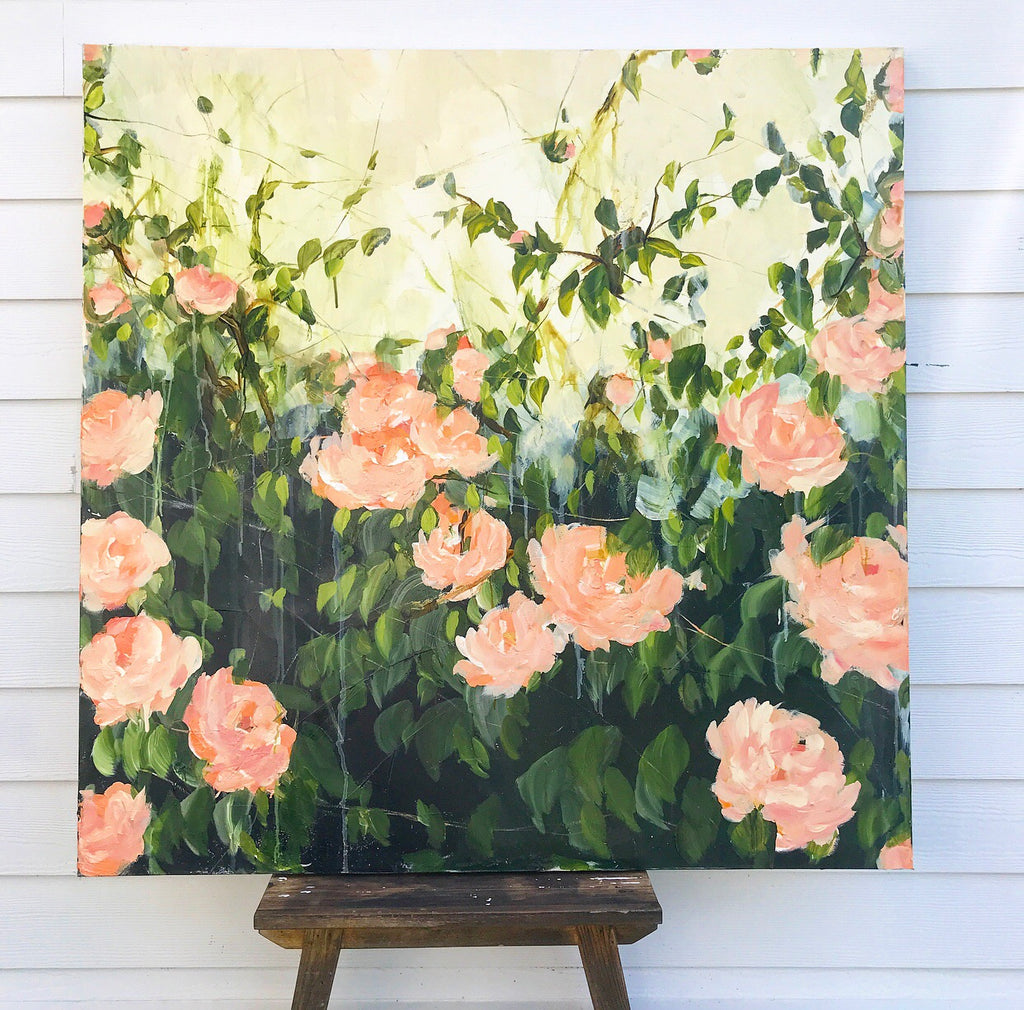 rose painting 2