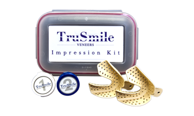 TruSmile Veneers: Snap On and Clip On Veneers