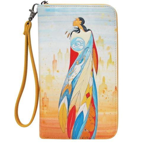 Maxine Noel Not Forgotten Travel Wallet