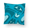 Francis Dick Raven Cushion Cover