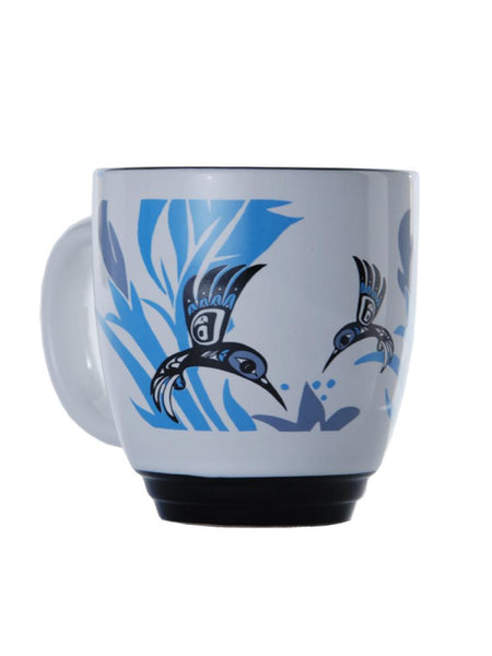 B. Helin Hummingbird Halo Mug