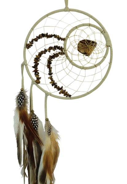 "6"" Natural Dream Catcher"
