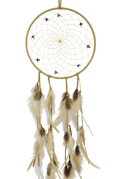 "6"" Tan Dream Catcher"