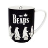 Canadian Bears Porcelain Mug