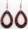 Indigenous Art Earrings.