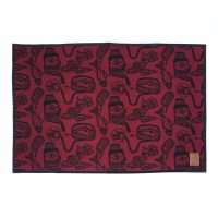Haida Dreamtime Wool Blanket