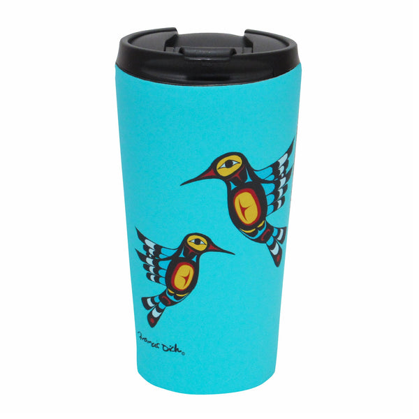 Francis Dick Hummingbird Travel Mug