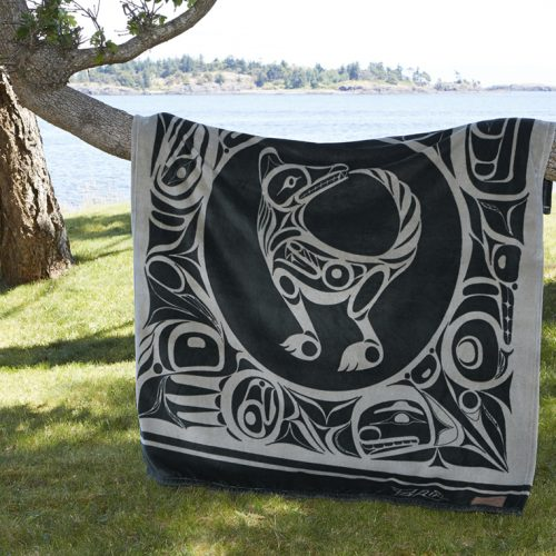 Bill Helin Printed Velura™ Throw