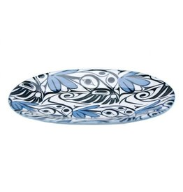BH Hummingbird Large Oval Platter
