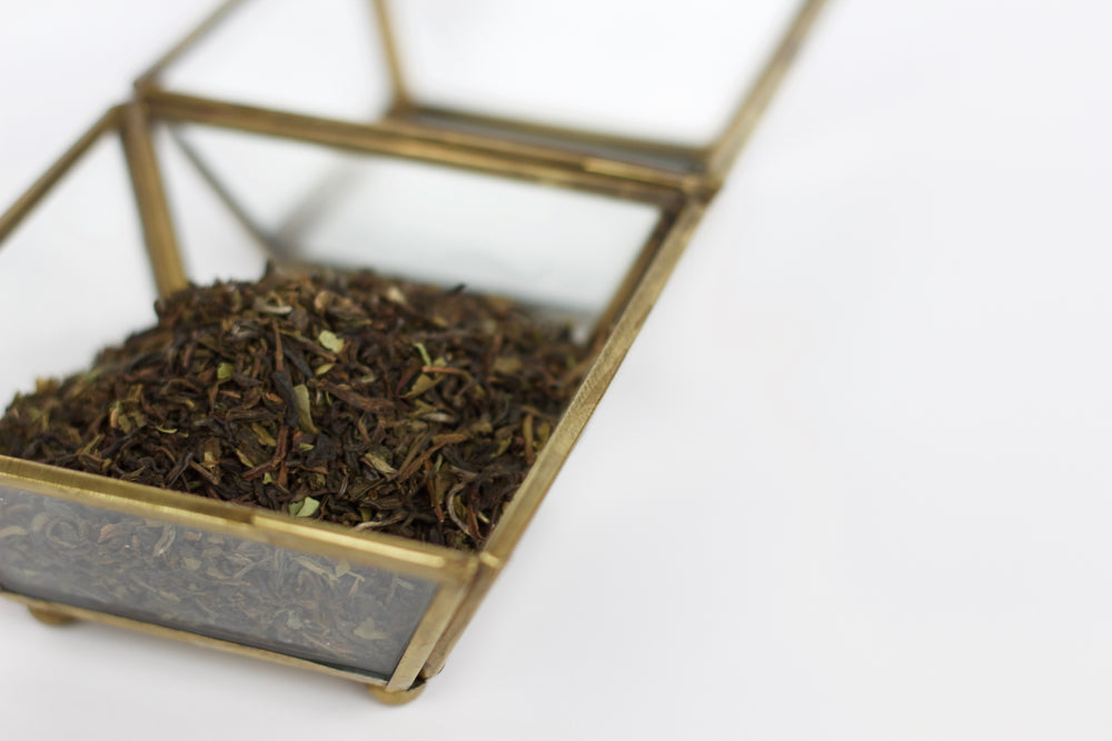 Pure Darjeeling Tea Leaves