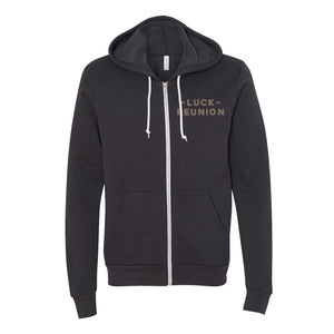 Luck Reunion Event Zip Hoody
