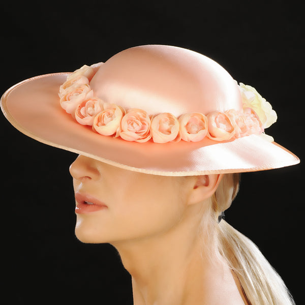 Finding the Perfect  Dress Hat for your Shape Face