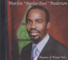 "MA5561-Marlon ""Bro Paul"" Anderson: Hymns of praise Vol.3CD"
