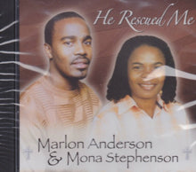 MA5562-He rescued me by Marlon Anderson and Mona Stephenson