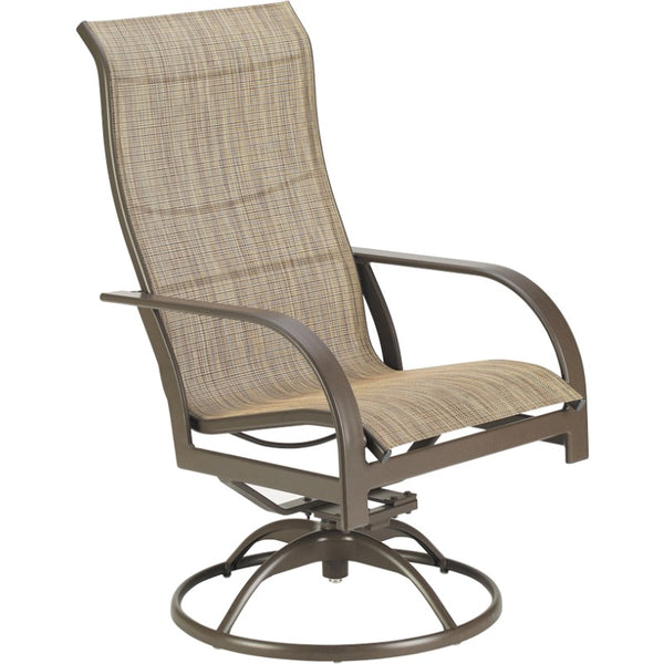 KEY WEST ULTIMATE HIGH BACK SWIVEL TILT CHAIR
