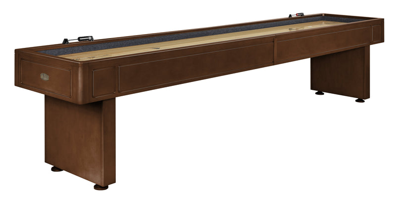 "12' Elite Shuffleboard Table (20"" wide playfield)"
