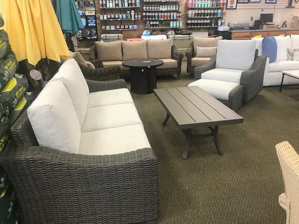 Mill Valley 4 Piece Set