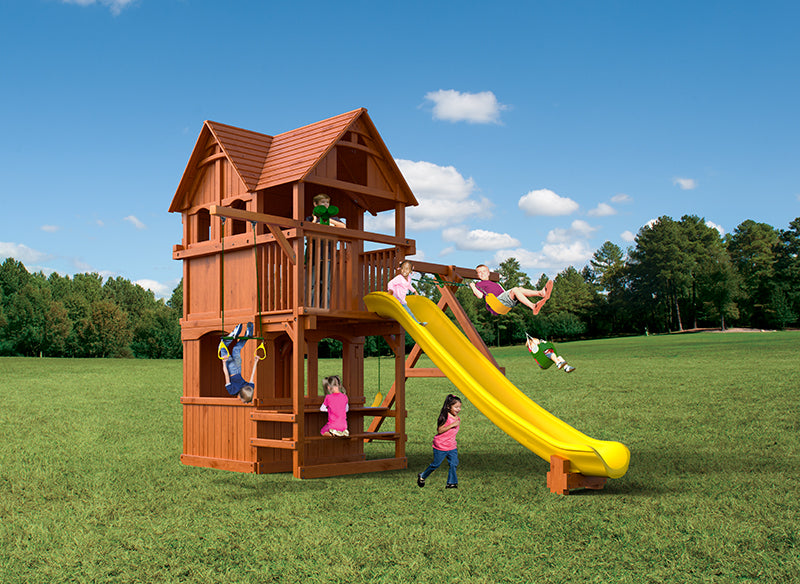 Playhouse 6 XL Fully Enclosed PH.6XLD