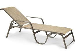 KEY WEST STACKABLE CHAISE